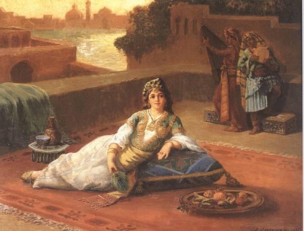 The Harem Beauty